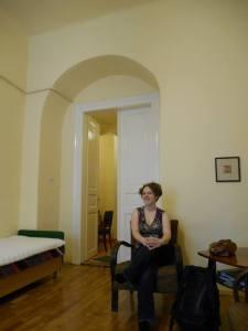 Buda apartment
